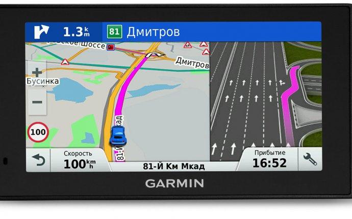 Автонавигаторы : GARMIN DRIVE SMART 60 LMT В ТВЕРИ