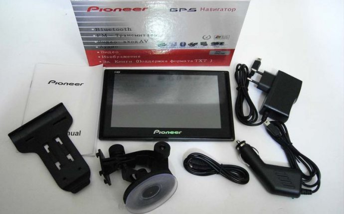Gps навигатор Pioneer 7 купить мд