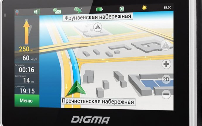 GPS-навигаторы для авто - купить GPS-навигатор для авто в кредит
