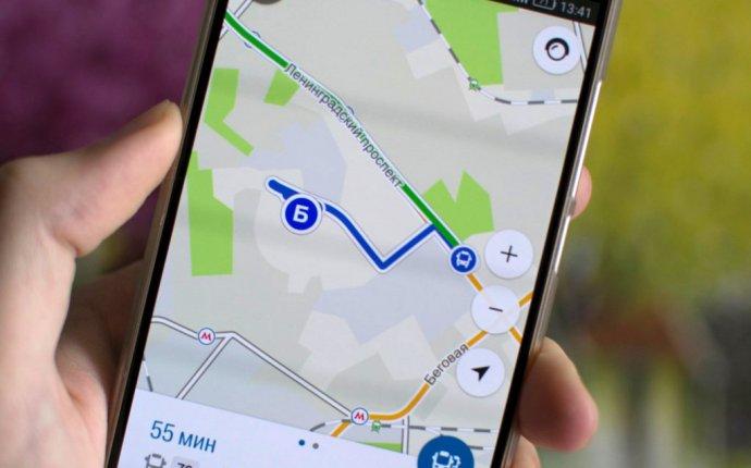 карты для Android