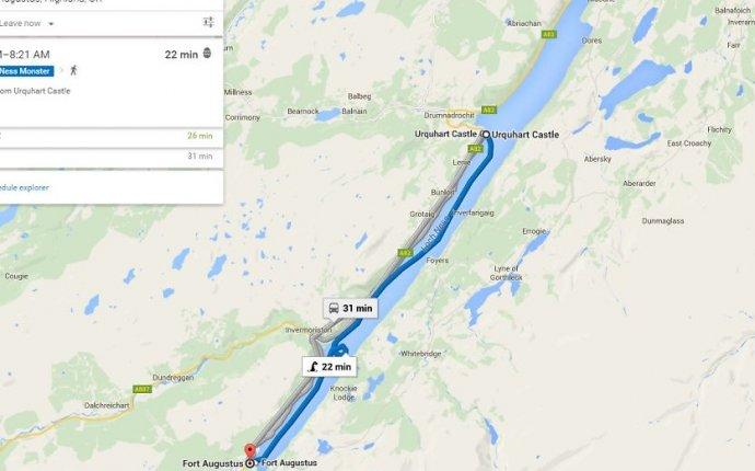 Карты Google Maps наконец-то научили полноценно работать без