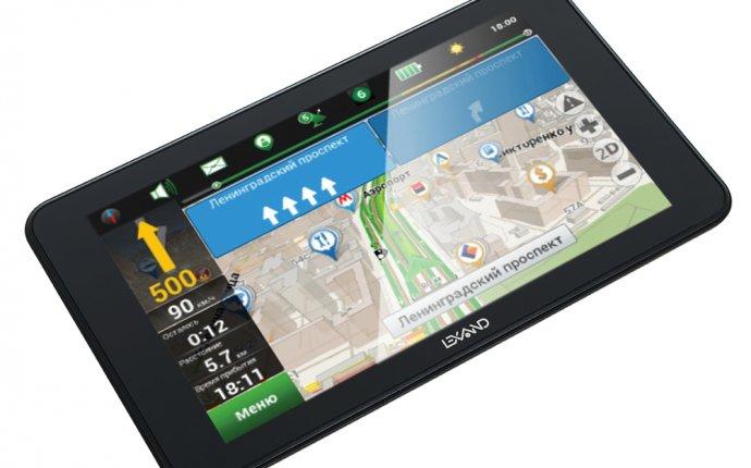 Купить планшет с gps навигатором »