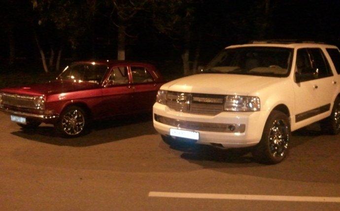 Lincoln Navigator Белая Скала | DRIVE2