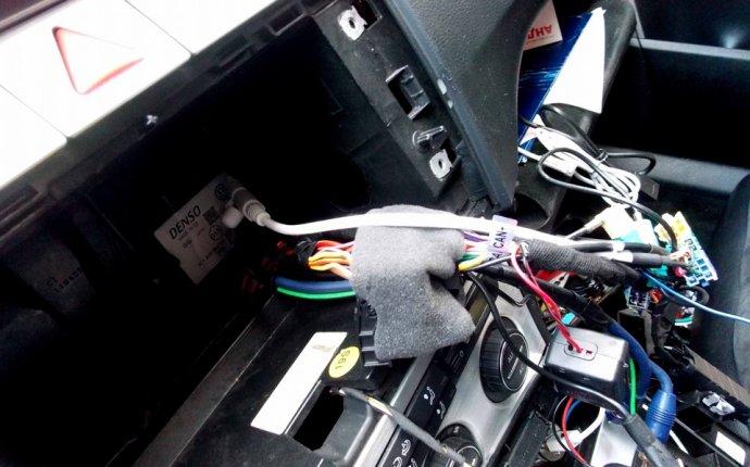 Магнитола ANS810 как альтернатива штатного мультимедиа VW (Обзор