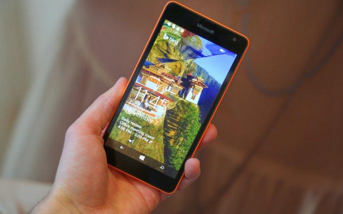 Проблемы с GPS на Microsoft Lumia 535