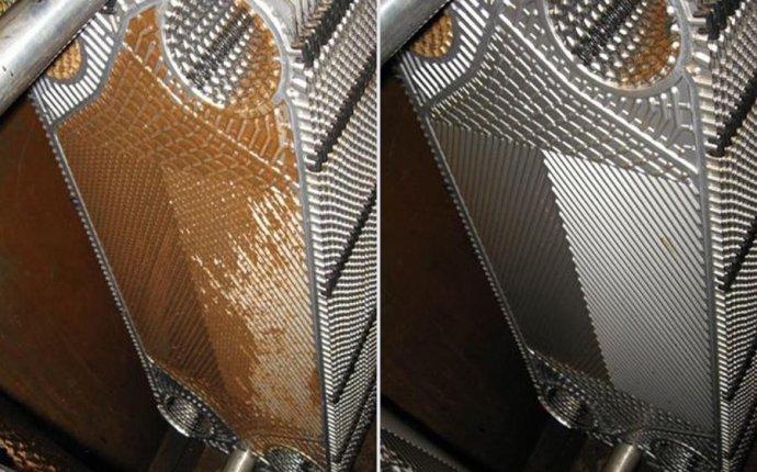 Средство для промывок чистки промышленных теплообменников и котлов