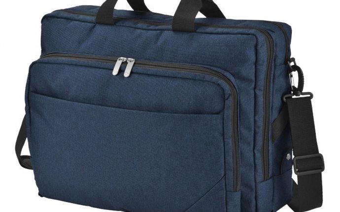 Сумки для ноутбуков : Сумка Navigator для ноутбука 15,6 , синий/черный