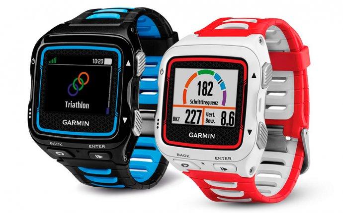Тест GPS-часов Garmin Forerunner 920XT | CHIP Россия