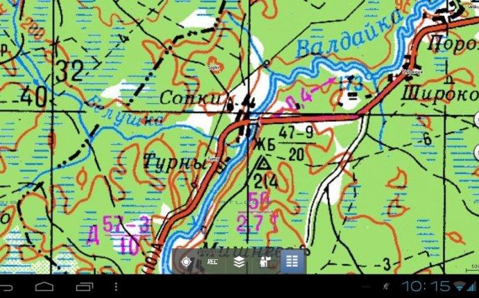 внедорожная навигация на Андроид планшете — бортжурнал Ford Escape