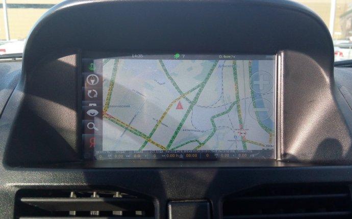 Wi-Fi и новый GPS/Глонасс приёмник — бортжурнал Лада Калина