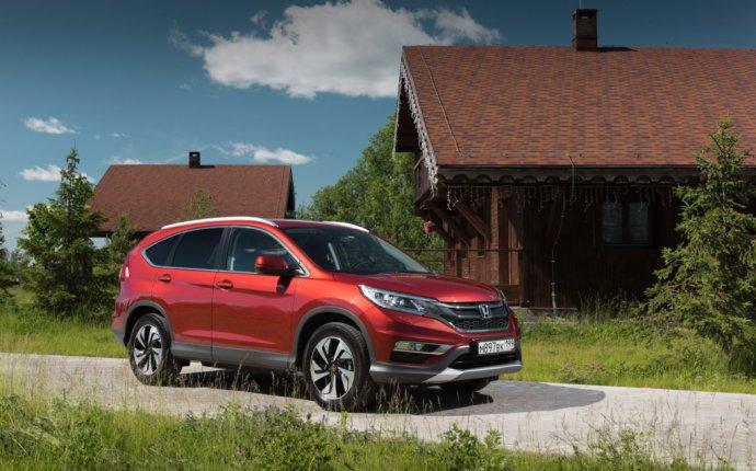 Яндекс.Навигатор» пропишется в Honda CR-V на ПМЖ - CARS.ru